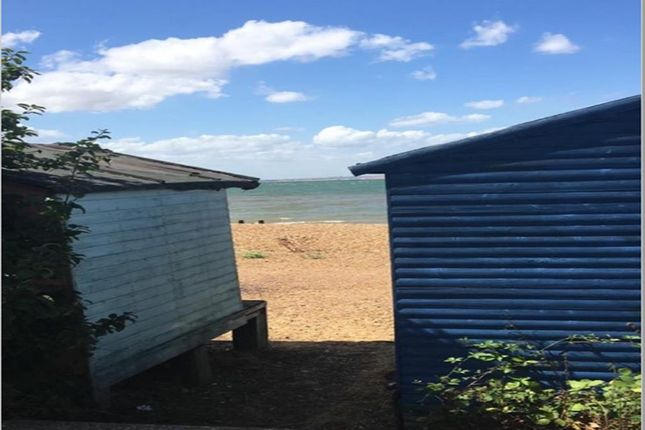 Sea View of West Beach, Whitstable, Kent CT5