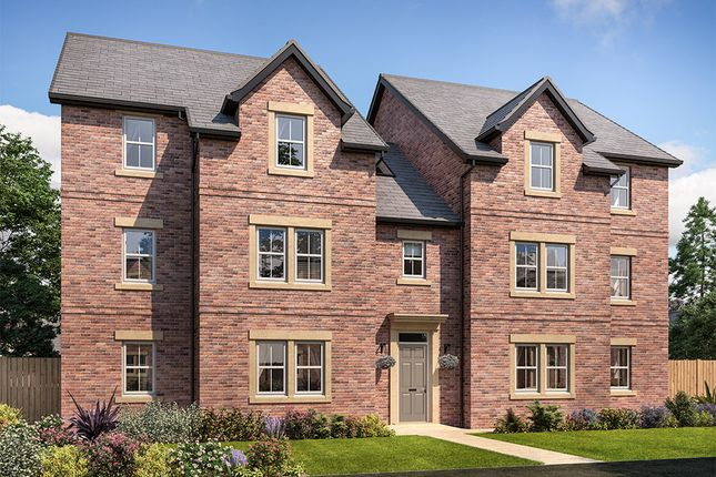 "Thumbnail Flat for sale in ""Marlborough"" at Goodwood Drive, Carlisle"