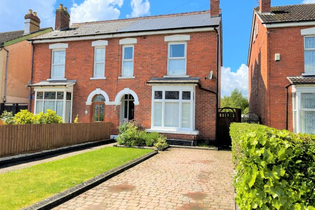 Thumbnail Semi-detached house for sale in Stroud Road, Gloucester