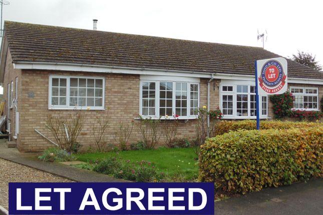 Thumbnail Semi-detached bungalow to rent in Londesborough Road, Cranswick