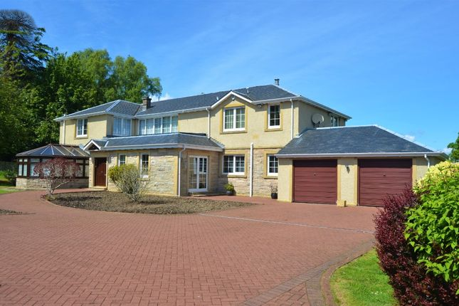 Thumbnail Detached house for sale in Clachan Road, Rosneath, Argyll And Bute