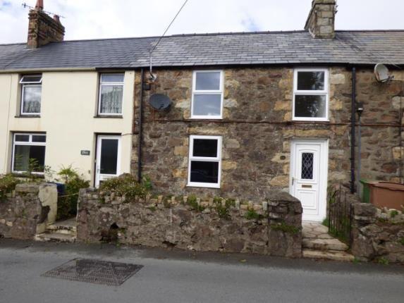 Thumbnail Terraced house for sale in Madryn Terrace, Llanbedrog, Gwynedd