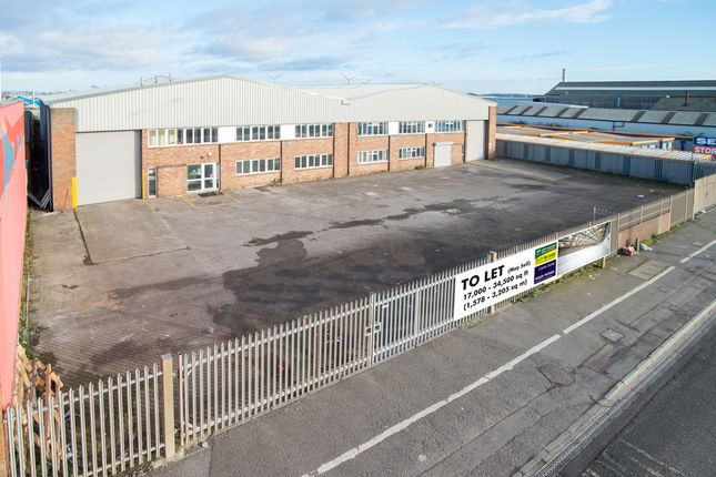 Thumbnail Industrial to let in Crowley Way, Avonmouth