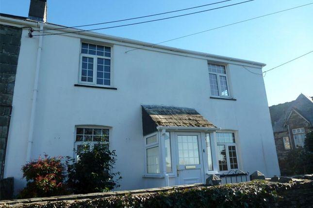 Thumbnail End terrace house to rent in Thorn Terrace, Liskeard, Cornwall
