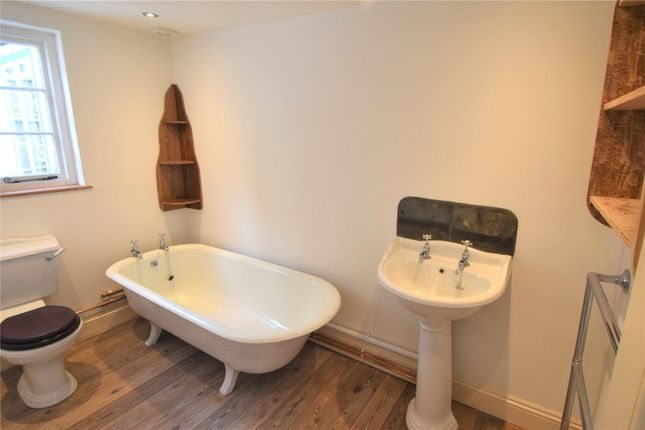 Thumbnail 2 bed flat to rent in Angel Hill, Tiverton, Devon