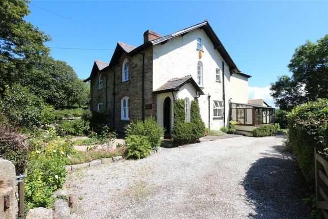 Thumbnail Semi-detached house for sale in South Tehidy, Camborne, Cornwall