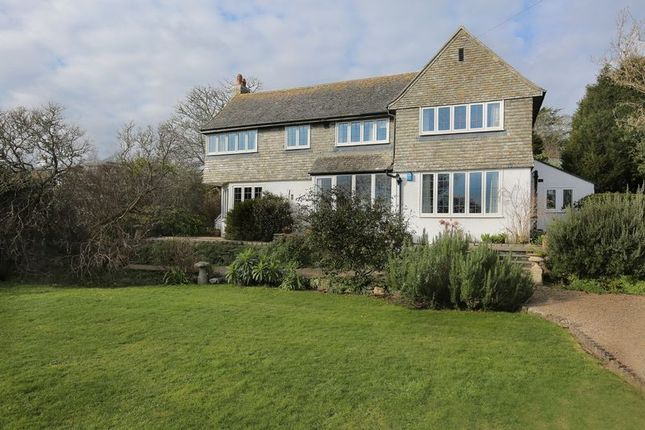 Detached house for sale in The Saltings, Lelant, Cornwall