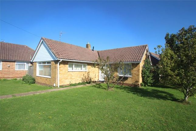 Thumbnail Detached bungalow for sale in Burnside Crescent, Sompting, West Sussex