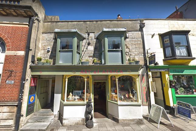 Thumbnail Retail premises for sale in High Street, Glastonbury