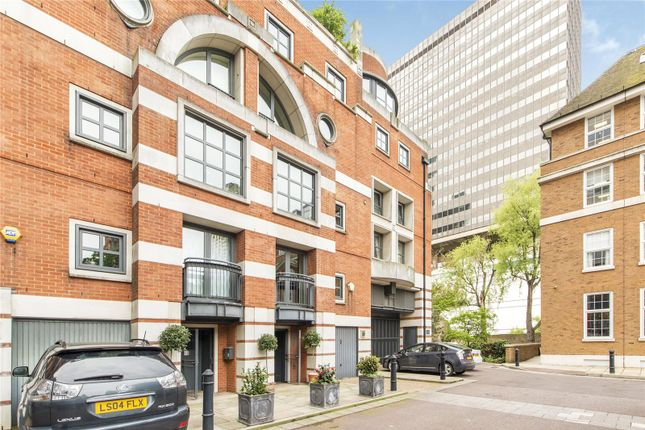 Thumbnail Detached house for sale in Monkwell Square, London