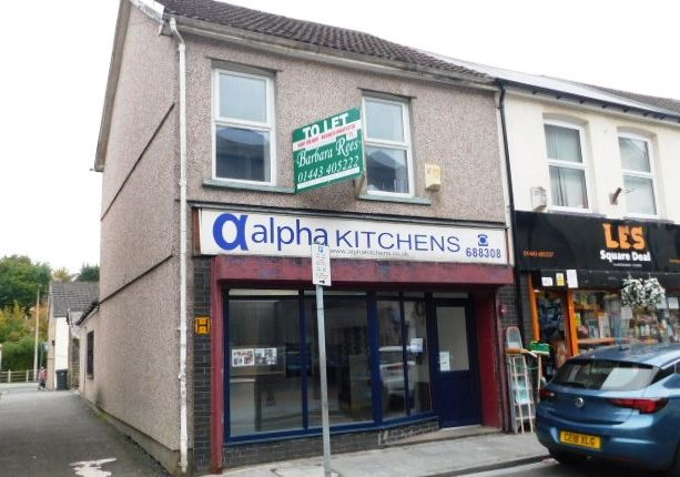 Thumbnail Retail premises to let in Hannah Street, Porth