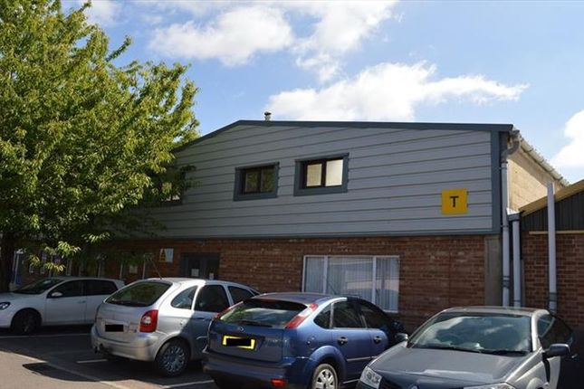 Thumbnail Light industrial to let in Unit T The Paddocks Business Centre, Cherry Hinton Road, Cambridge