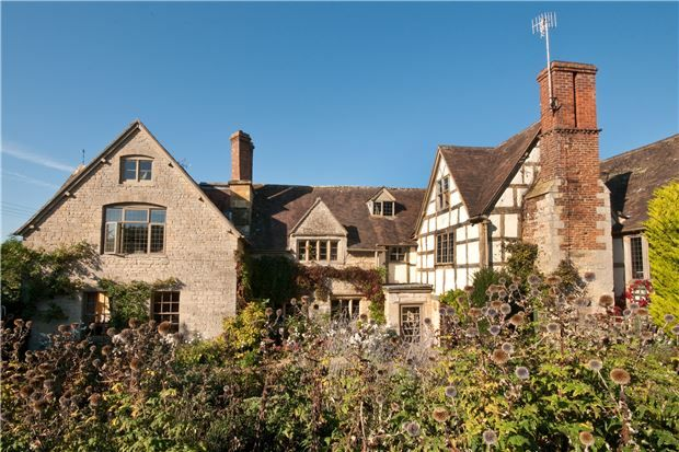 Thumbnail Detached house for sale in Manor Lane, Bredons Norton, Tewkesbury