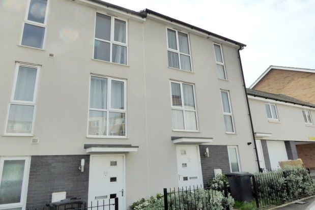 Thumbnail Town house to rent in Hitchings Leaze, Patchway, Bristol
