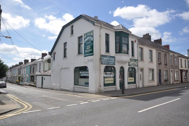 Thumbnail Property for sale in The Computer Store, 16 Priory Street, Carmarthen