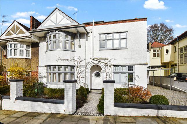 Thumbnail Property for sale in Menelik Road, West Hampstead, London