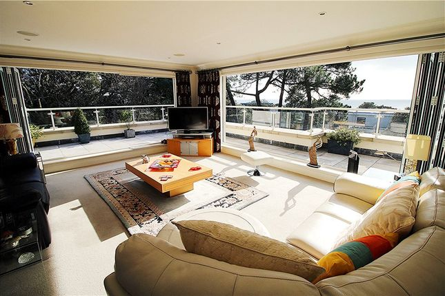 Thumbnail Flat for sale in Branksome Park, Poole, Dorset