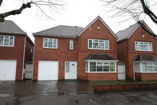 Thumbnail Detached house for sale in Gibson Road, Birmingham