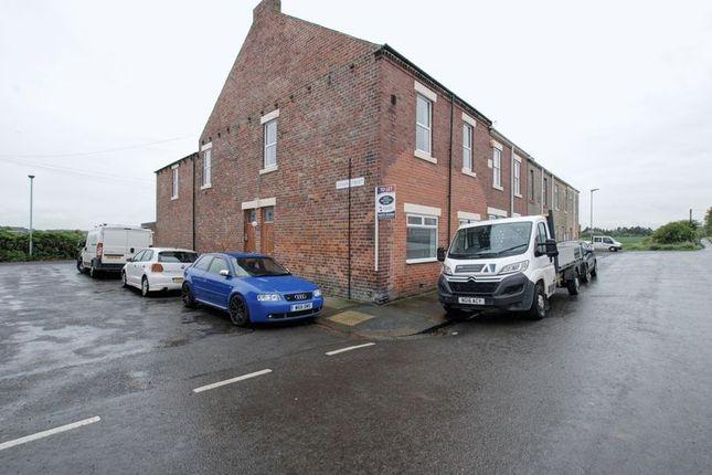 Thumbnail Maisonette to rent in Plessey Road, Newsham, Blyth