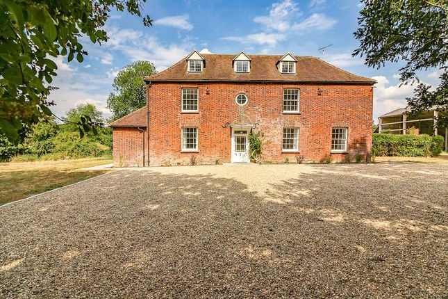 Thumbnail Detached house for sale in Copthall Green, Upshire, Essex