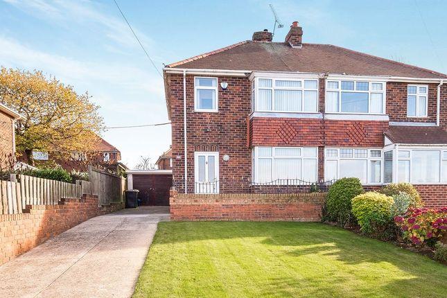 Thumbnail Semi-detached house for sale in Brampton Road, Thurcroft, Rotherham