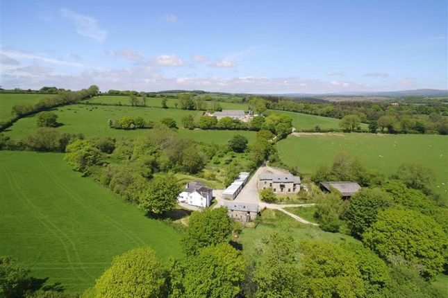 Thumbnail Farm for sale in Bere Alston, Yelverton