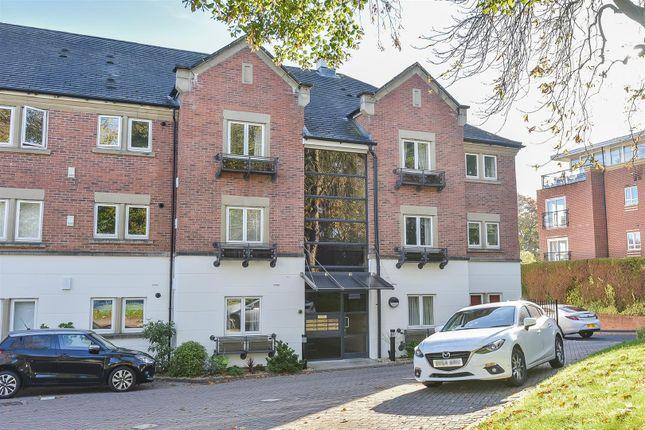 Thumbnail Flat to rent in Riverside Lodge, Bishopthorpe Road, York