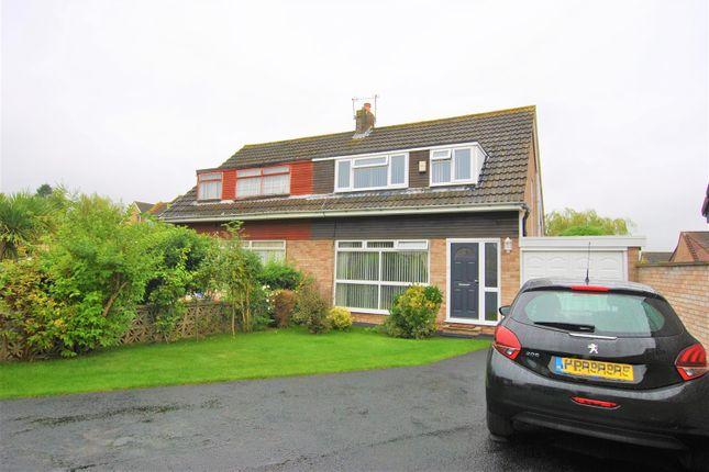 Thumbnail Semi-detached house for sale in Ravenhead Drive, Hengrove, Bristol
