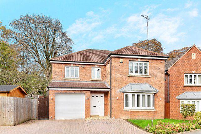 Thumbnail Detached house for sale in Queens Court, Harborne, Birmingham