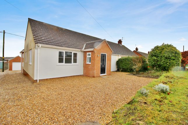 Thumbnail Semi-detached bungalow for sale in Northview Road, New Costessey, Norwich