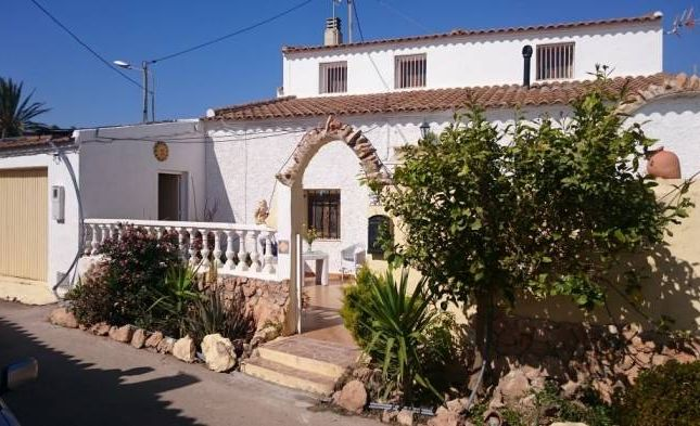 2 bed country house for sale in La Pinilla, Murcia, Spain