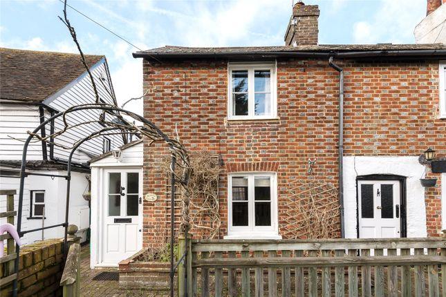 Thumbnail Semi-detached house for sale in Church Road, Farnborough, Orpington