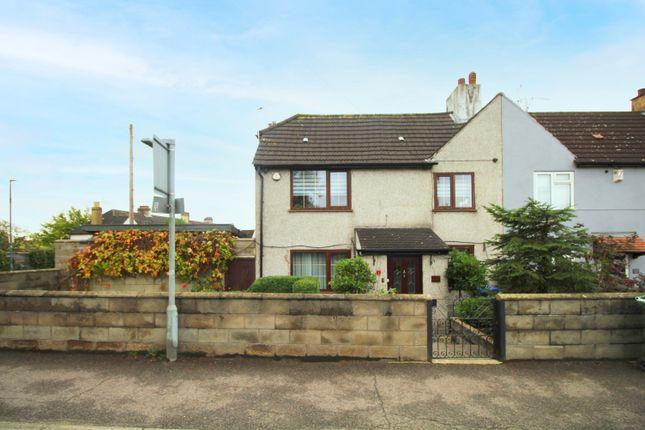 2 bed semi-detached house to rent in Crayford Way, Crayford, Dartford DA1