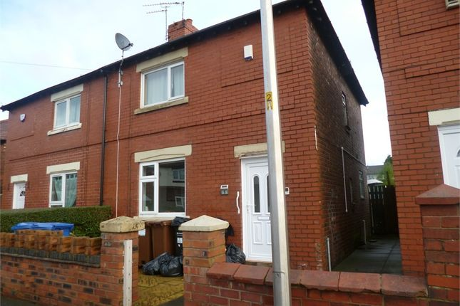 Thumbnail Semi-detached house for sale in Rostherne Road, Stockport, Cheshire