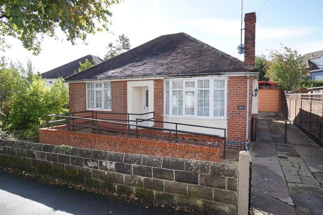 Thumbnail Detached bungalow for sale in Cockshutt Road, Beauchief, Sheffield
