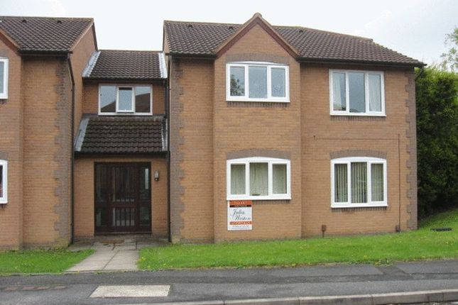 Thumbnail Flat to rent in Birbeck Drive, Madeley, Telford