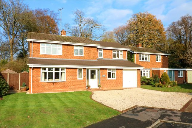 Thumbnail Detached house for sale in Hampden Way, Watford