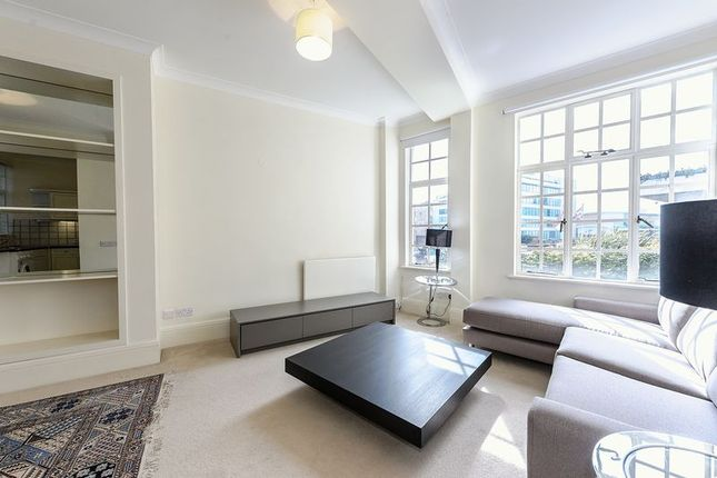Thumbnail Flat to rent in Park Road, London