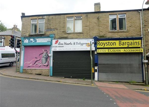 Thumbnail Commercial property to let in Church Street, Royston, Barnsley