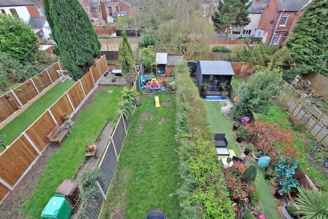 Rear Garden of Woodborough Road, Mapperley, Nottingham NG3