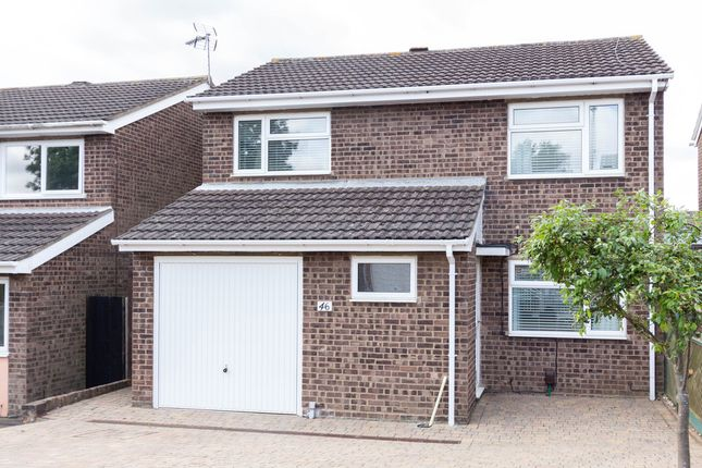 Thumbnail Detached house for sale in Tudor Way, Wellingborough