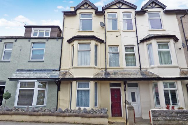 Thumbnail Terraced house for sale in North Road, Carnforth