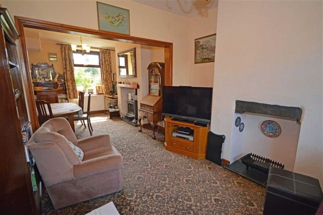 Thumbnail Terraced house for sale in East View, Lindal In Furness, Cumbria