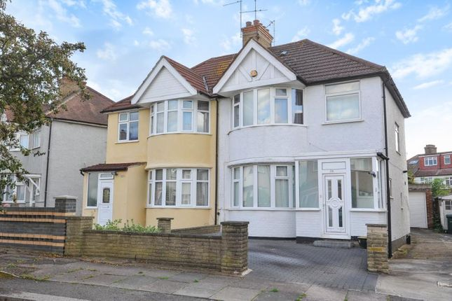 Thumbnail Semi-detached house for sale in Rudyard Grove, Mill Hill