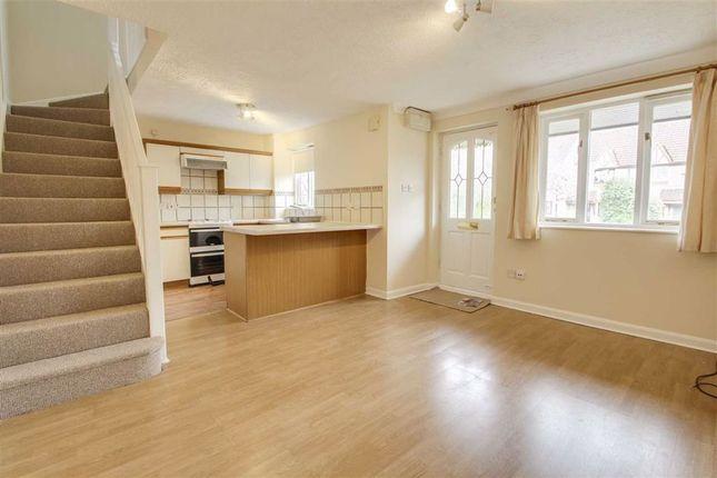 Thumbnail Semi-detached house to rent in Trentishoe Crescent, Furzton, Milton Keynes