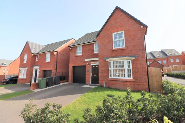 Thumbnail Detached house for sale in Little Meadow Close, Upton
