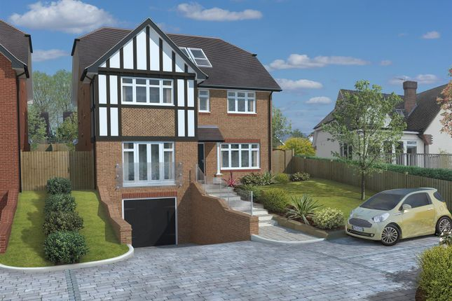 Thumbnail Detached house for sale in Vauxhall Lane, Southborough, Tunbridge Wells