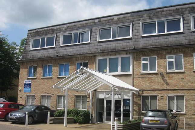 Thumbnail Office to let in Suites 1 - 5 Lincoln House, First Floor, The Paddocks Business Centre, Cambridge