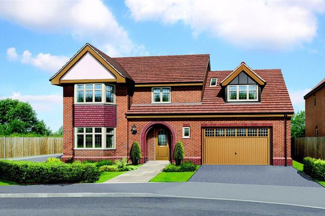Thumbnail Detached house for sale in The Hamptons, Retford, Notts