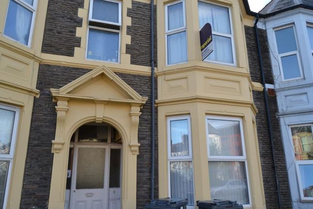 Thumbnail Shared accommodation to rent in 79, Colum Road, Cathays, Cardiff, South Wales